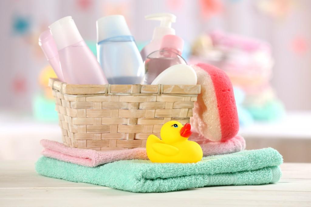 Kosmetyki dla dziecka