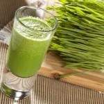 Sok z trawy pszenicznej dla kobiet w ciąży i karmiących
