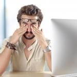 Jak dbać o oczy przy komputerze?