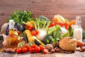 warzywa, owoce, dieta oczyszczająca